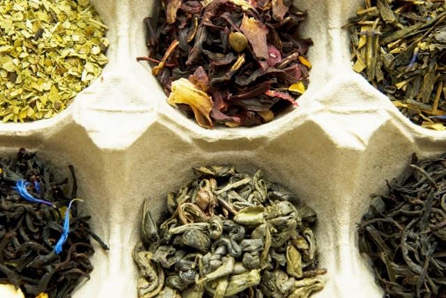 tè diversi