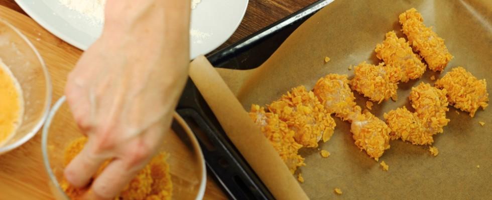 22 panature da utilizzare in cucina