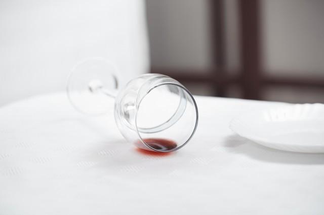 vino caduto