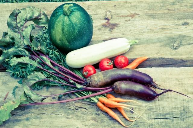 vegetali verdure