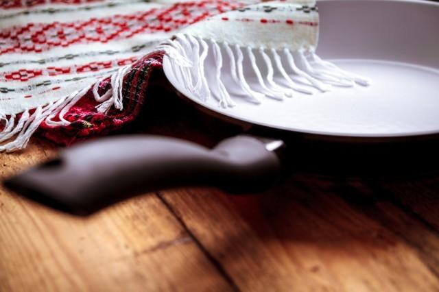 padella di ceramica
