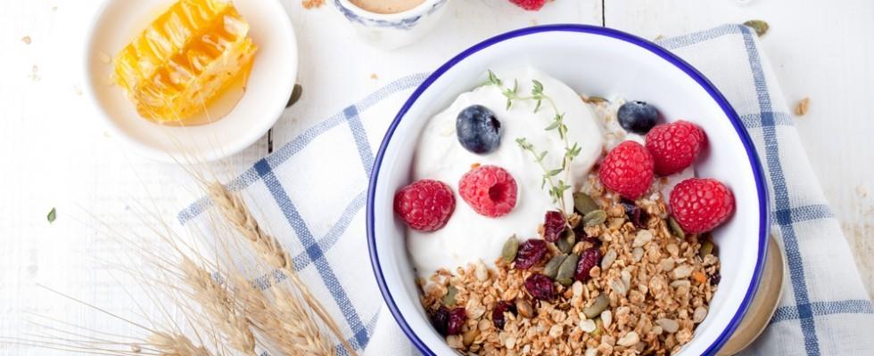 10 proposte per una colazione sana