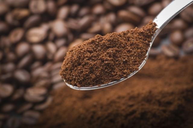 polvere di caffè