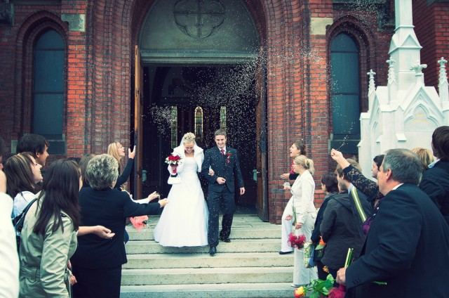 riso ai matrimoni