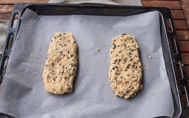 Biscotti con gocce di cioccolato step-3