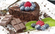 La ricetta della torta con kiwi e cioccolato