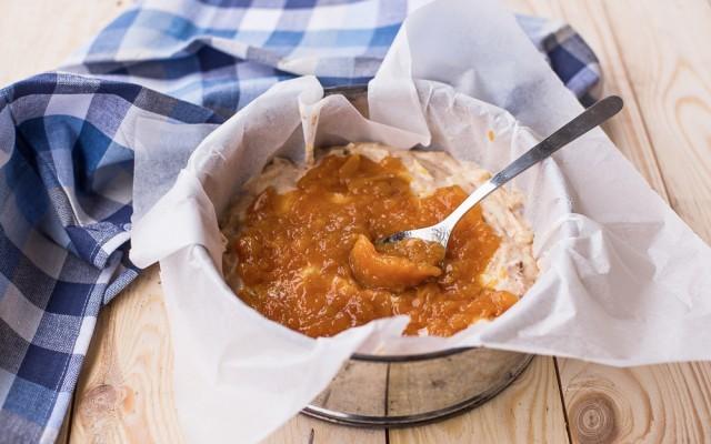 torta mele e amaretti (4)