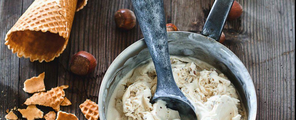 Cialde per il gelato fatte in casa