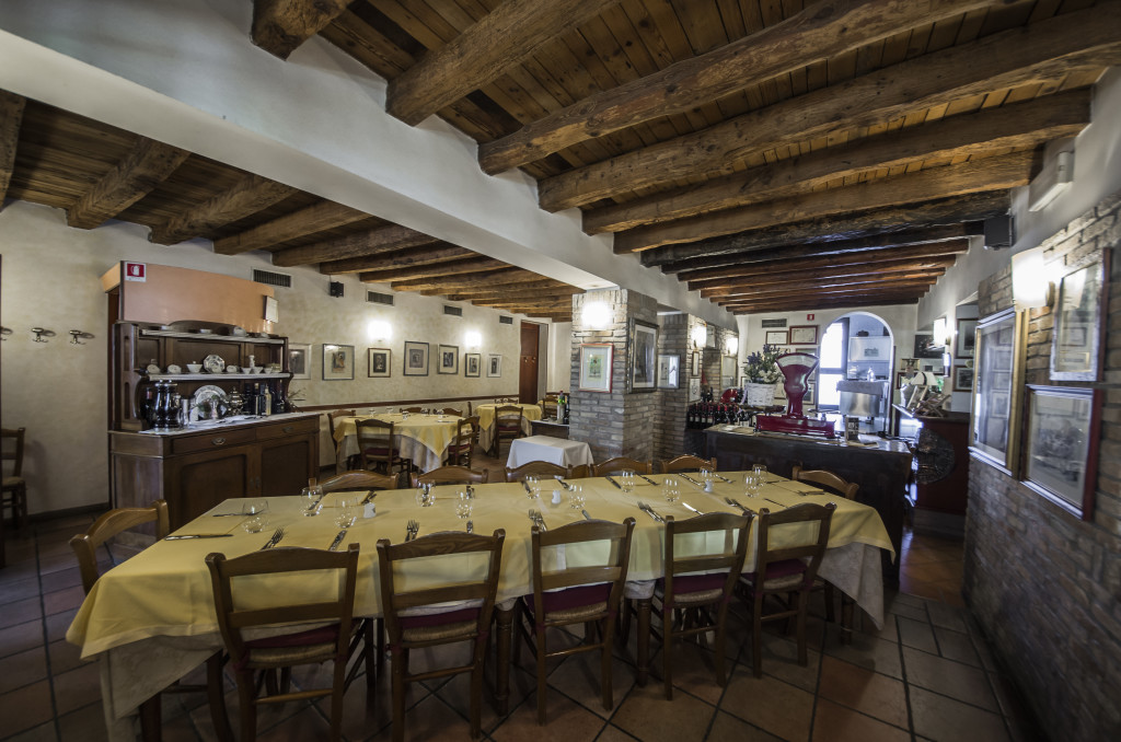 Al portico cona agrodolce for Il portico pizzeria bologna