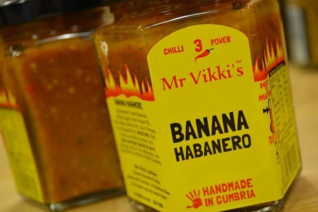 Banana habanero