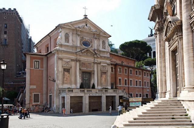 Chiesa di San Giuseppe al Foro