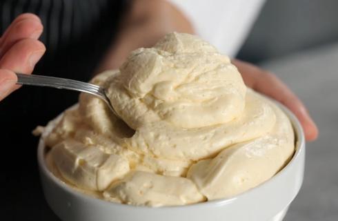 Crema al burro: la ricetta