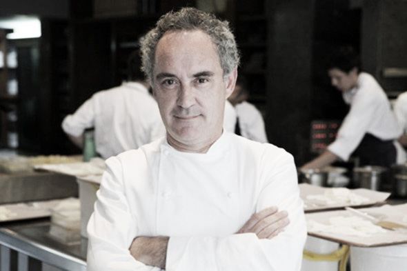 Ferran Adrià, per anni al primo posto della lista
