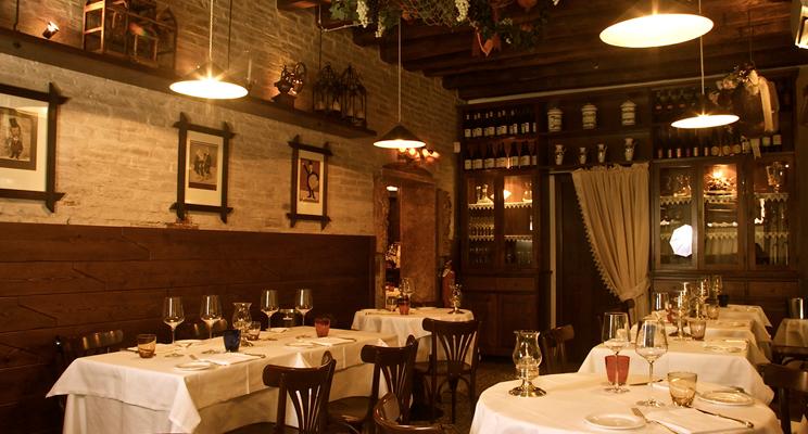 L'Osteria di Santa Marina, Venezia