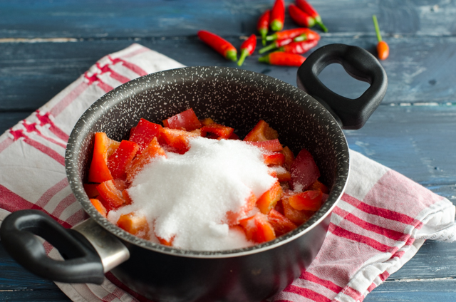 Marmellata di peperoncino (3)