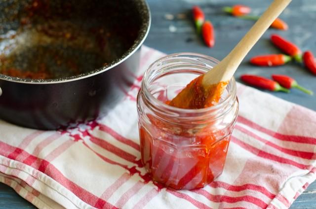 Marmellata di peperoncino (5)