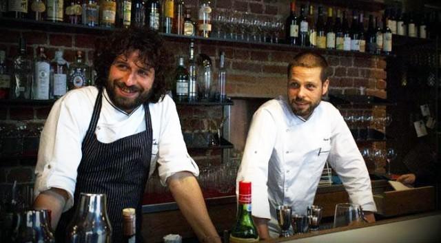 Matias Perdomo e Mauricio ZIillo
