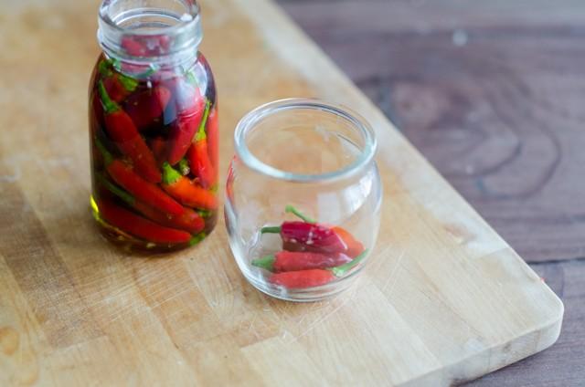 Peperoncini sott'olio (4)