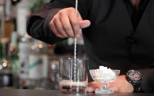 Pesta nel bicchiere