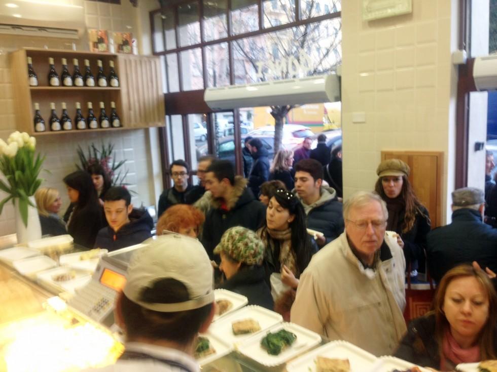 Gabriele Bonci inaugura il nuovo Pizzarium - Foto 4
