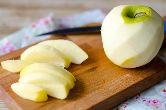 Torta di mele al microonde_-2
