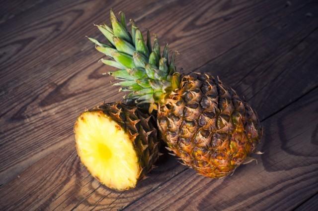 ananas ingrediente
