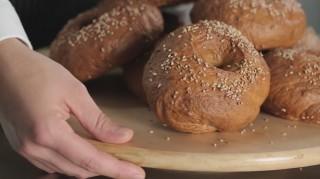 Bagel fatti in casa: ricetta