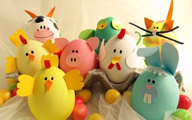 I dolci di Pasqua da fare con i bambini