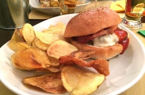 Baobab Organic Burger, Milano