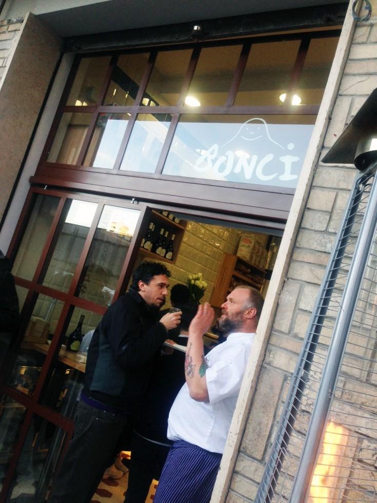 Gabriele Bonci inaugura il nuovo Pizzarium - Foto 8