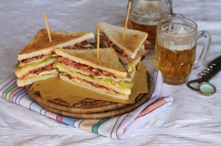 Club sandwich: la ricetta
