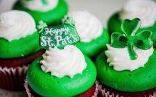 Cupcake al cioccolato e Guinness per festeggiare San Patrizio