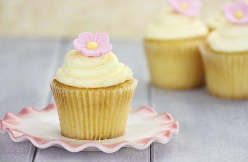 Come fare i cupcake per l'8 marzo?