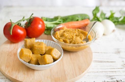 Dado vegetale fatto in casa