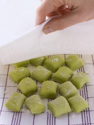 Gnocchi di spinaci fatti in casa