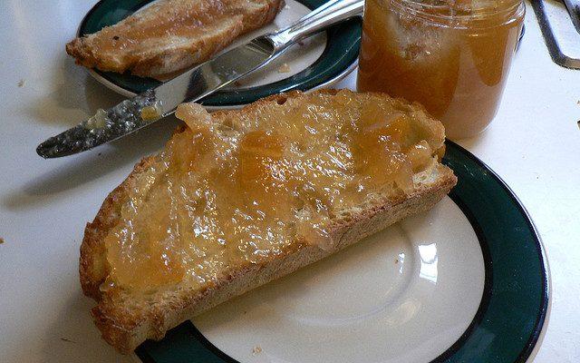 La marmellata di cedro con la ricetta per il Bimby