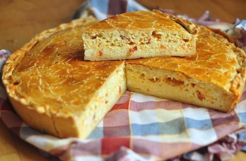 Pizza rustica con ricotta: per la Pasqua