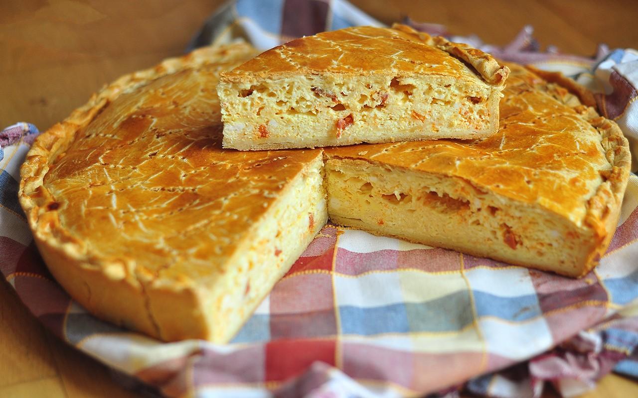Pizza rustica con la ricotta | Agrodolce