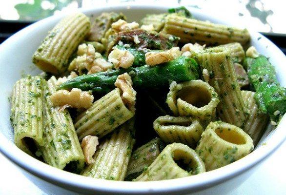 Come usare gli asparagi in 5 ricette di pasta