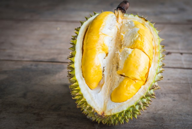 durian aperto