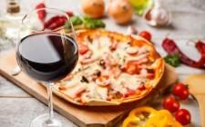 Il gioco degli abbinamenti: pizza e vino