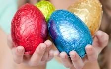 5 uova di Pasqua da 10 a 50 euro