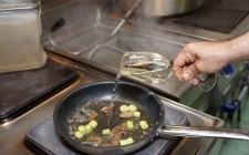 Come sfumare gli alimenti con il vino