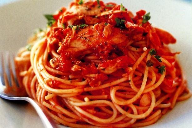 Pasta al tonno 7 ricette gustose agrodolce for Spaghetti ricette