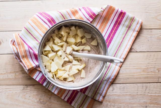 Torta di mele senza uova step-3