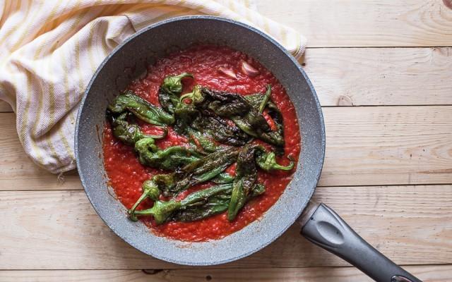Peperoncini verdi fritti step-4
