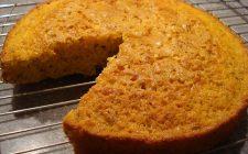 La torta all'arancia con la ricetta siciliana