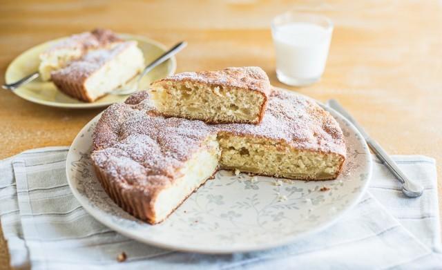 torta mele senza burro-4