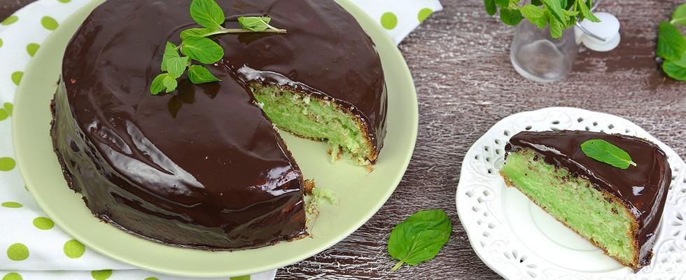 Molto Torta Menta e Cioccolato: ricetta | Agrodolce ND26