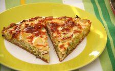 La torta salata con carciofi e prosciutto perfetta per il picnic